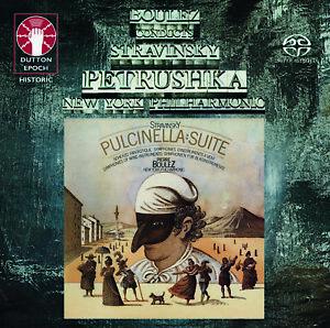 Pierre Boulez conducts Stravinsky: Petrushka & Pulcinella Suite - CDLX7343