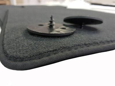 Maß NEU $$$ $$$ Original Lengenfelder Fußmatten passend für BMW 1er E81 E82