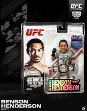 BENSON HENDERSON ROUND 5 UFC ULTIMATE COLLECTORS SERIES 13 EXCLUSIVE FIGURE