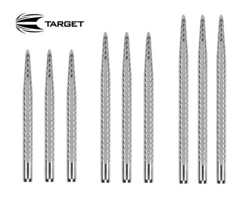 Steel Dart NEU Details about  /Target Points Quartz Silver Silber Pro Point 32mm 36mm 41mm