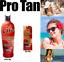 ProTan-Dark-Lozione-Abbronzante-Lettino-Solare-Crema-BOTTIGLIA-250Ml-articolo-con-Rapido-e-gratuito miniatura 5