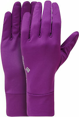 Ronhill Classic Running Gloves - Purple Hell In Farbe