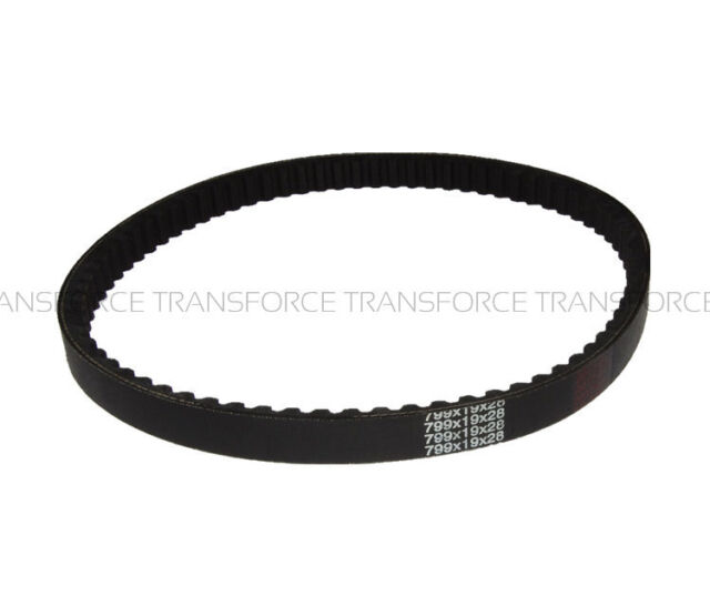 Variator Drive belt 799-19-28 818-19-30 for Honda CH125 125cc  SPACY Scooter