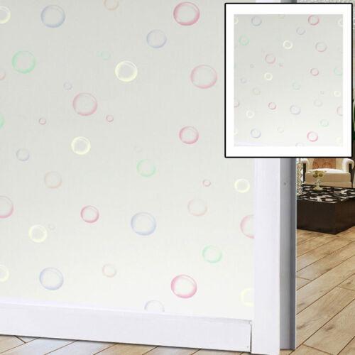 Self Adhesive Glass Film Window Sticker Bathroom Glass Sticker PVC Frosted
