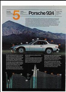 Vintage-1980-Silver-Porsche-924-Print-Ad-Technical-Paper-5-Aerodynamic-Form