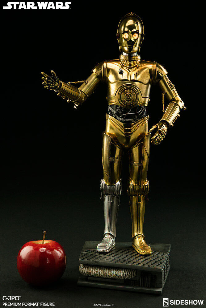 Star Wars C-3PO Premium Format Figure Sideshow Collectibles