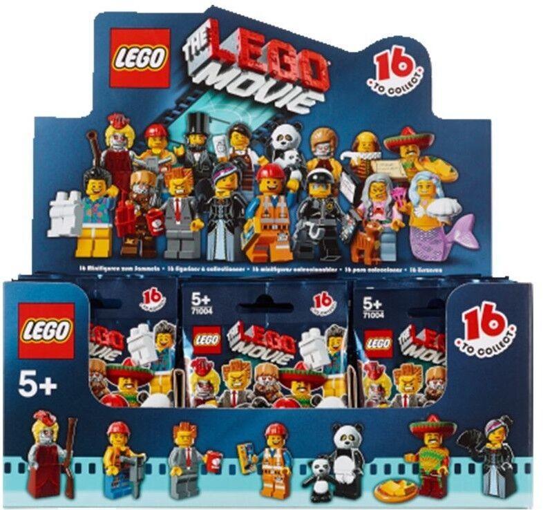LEGO 71004 Mini-figures The LEGO Movie Series Series Series Sealed Case (Box of 60) 030044