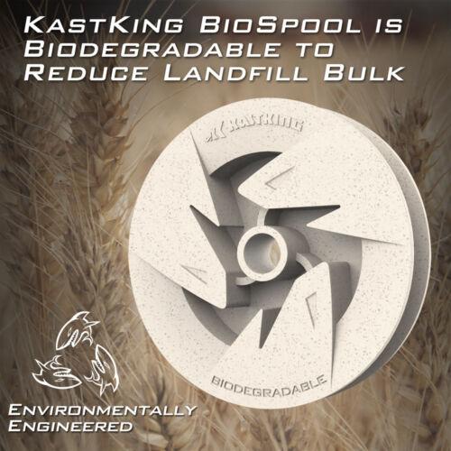 KastKing KastPro Braided Fishing Line Braid Superline On Biodegradable BioSpool