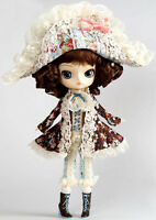 Jun Planning / Groove Dall Doll D-113 Satti Pullip 10.5 Fashion