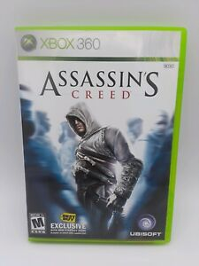 Details about ASSASSIN'S CREED Xbox 360 + Mini Strategy / Art Book  Best  Buy Exclusive Edition