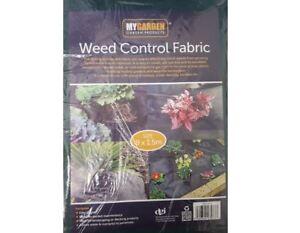Mon Jardin 8 m x 1.5 m mauvaises herbes jardin sol tapis housse drap tissu-afficher le titre d`origine mVknsUQG-07204750-805799364