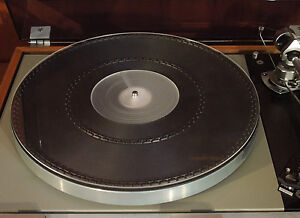 NEW-CLEAR-Acrylic-Perspex-Turntable-Mat-Rega-Linn-Avid-Pro-Ject-VPI-Music-Hall