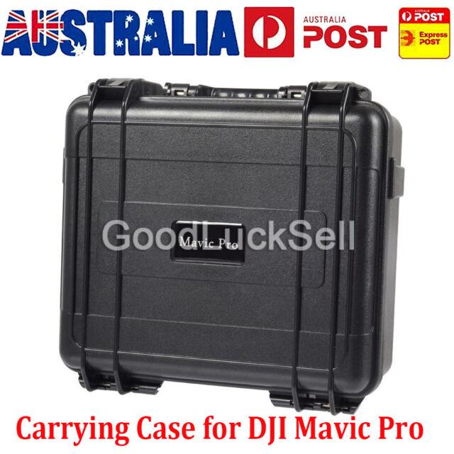 DJI Mavic Pro Hard Case Waterproof Rugged Compact Carrying Storage Accessories A