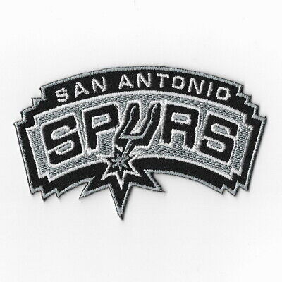 SAN ANTONIO SPURS Iron-on//Sew-on Embroidered PATCH