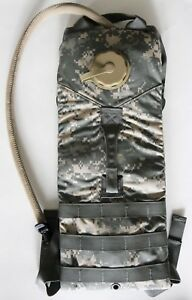 560334d978b3 Details about Military Molle ACU 100 oz 3 Liter Hydration Water Carrier  Backpack with Bladder