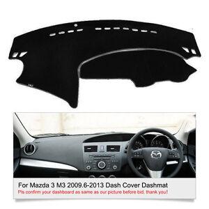 Dashmat-Dashboard-Mat-Right-Hand-Dash-Board-Cover-Fit-For-MAZDA-3-M3-2009-6-2013