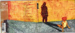 CD-DIGIPACK-13T-SINSEMILIA-DEBOUT-LES-YEUX-OUVERTS-DE-2004-TRES-BON-ETAT
