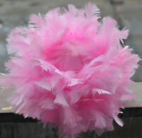 Rose Balls/feather Balls/large Wedding Centerpieces Ball/ornament 12inches