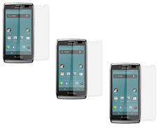 3 x Clear Custom Screen Protector for Motorola Yangtze Electrify 2 XT881 XT885