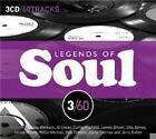 3/60-Legends Of Soul von Various Artists (2012)
