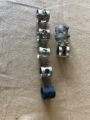 100% Kwaliteit Buffet Crampon Ligatures With Bonade And Unmarked Total 7