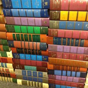25 Readers Digest Condensed Books 1950-90's Decorative Hard Cover Crafts Vtg Lot