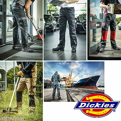 40-64 Dickies Ed24/7 Everyday Bundhose Arbeitshose Berufshose Freizeithose Gr Arbeitskleidung & -schutz Agrar, Forst & Kommune