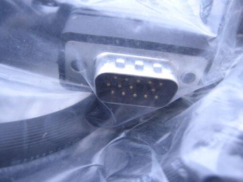 10 feet HD15 SVGA Male to Male Super VGA Monitor Cable 10/' M//M