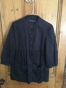 French maat 12 Connection Navy Jacket Smock SS1rR