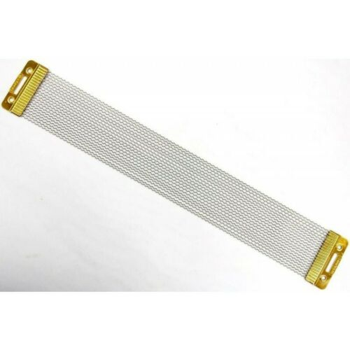 """Canopus Vintage Snare Wire for 12/"""" Snare Drum Chrome Plated"""