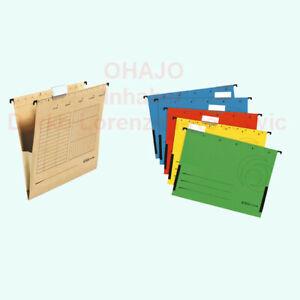 100x herlitz Trennblätter easyorga A4 Überbreite chamois Natur Karton Register