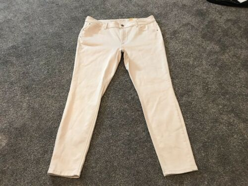 Short Free skinny écru Indigo Collection p Sameday Bnwt P Jean 16 M Taille s 68wgqgIv