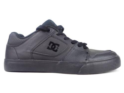 Black Junior pelle casual Shoes Blitz Scarpe Skate in stringate Dc OExwERqrnU
