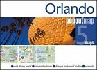Orlando PopOut Map: Handy pocket size pop up map of Orlando and Walt Disney World Resort by Compass Maps (Sheet map, folded, 2014)
