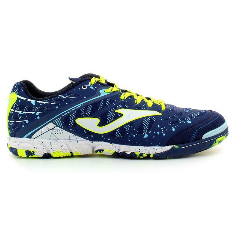 Joma Super Regate 704 Royal Futsal shoes