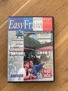 PC easy Frans Taalcursus Davilex
