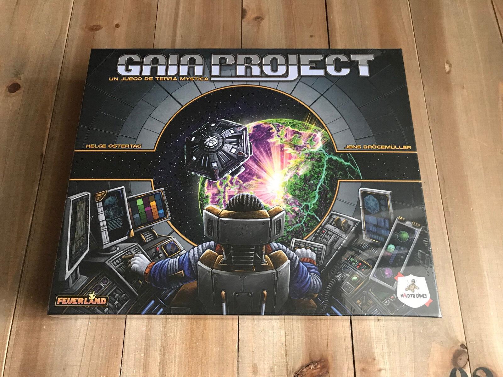 Jeu de  Table - Gaia Project - Maudit Games - Scellé - Terra Mystica  100% livraison gratuite