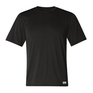 EAKS-Herren-T-Shirt-schwarz-black-Groesse-M-bequemer-Schnitt-NEU