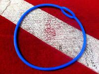 Scuba Diving Brand Blue Octopus Regulator Necklace Holder A Must Have