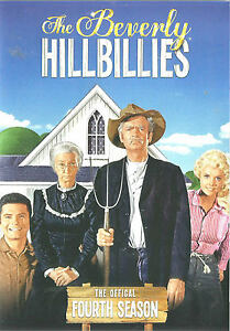 THE-BEVERLY-HILLBILLIES-Official-4th-Season-New-amp-SEALED-Region-1