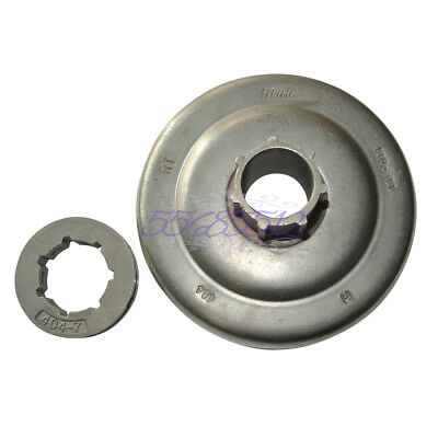 7T 404 Clutch Drum For STIHL 070 090 MS720 Chainsaw # 1106 640 2011