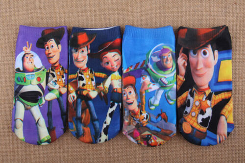 UK Soft Children Socks Cute 3D Cartoon Cotton Warm Girls And Boys Girls Socks
