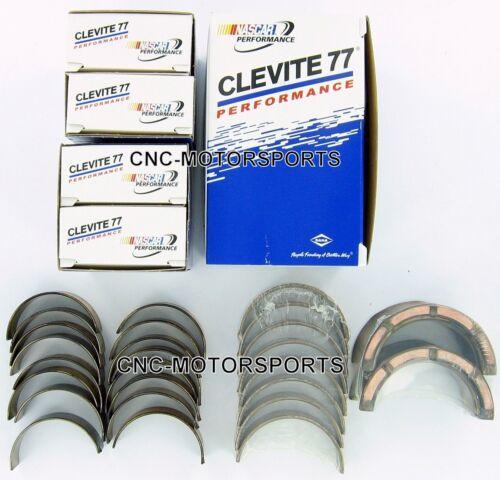 .010 MS1432P-10 CB831P-10 SB Ford 351W Clevite 77 Rod Main Bearing Combo