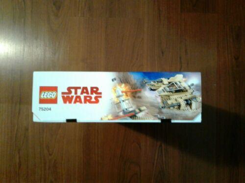 Details about  /Lego Star Wars Sandspeeder 75204 New and Sealed