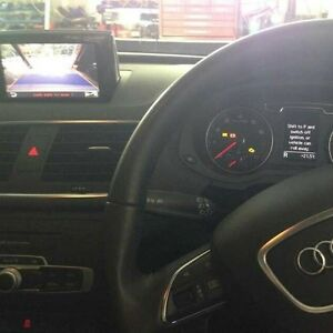 Details about A6 MMI 3G/3G+/4G Q3 RMC radio Back-up Camera Integration Audi  Video Interface