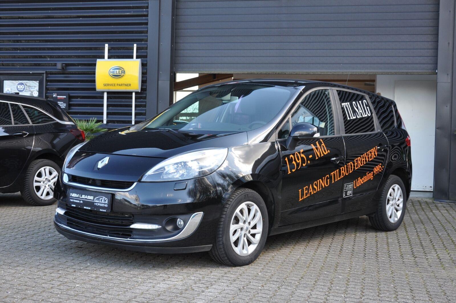 Renault Grand Scenic III 2012