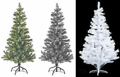 k nstlich weihnachtsbaum gr n wei schwarz 2 3 4 5 6. Black Bedroom Furniture Sets. Home Design Ideas