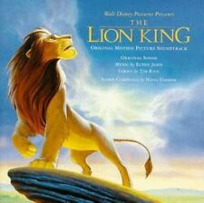 The Lion King [Original Motion Picture Soundtrack] by Hans Zimmer (Composer) (CD, Feb-1999, Disney)