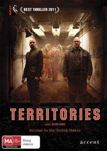 1 of 1 - Territories (DVD) - ACC0220