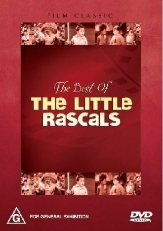 1 of 1 - THE LITTLE RASCALS The Best Of DVD All Zone - New